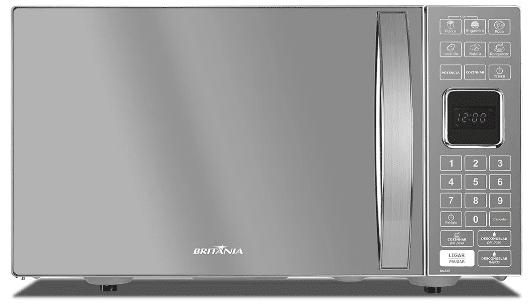Micro-Ondas Britânia BME25 25L Inox